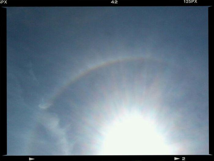 Rainbow!! Skyporn