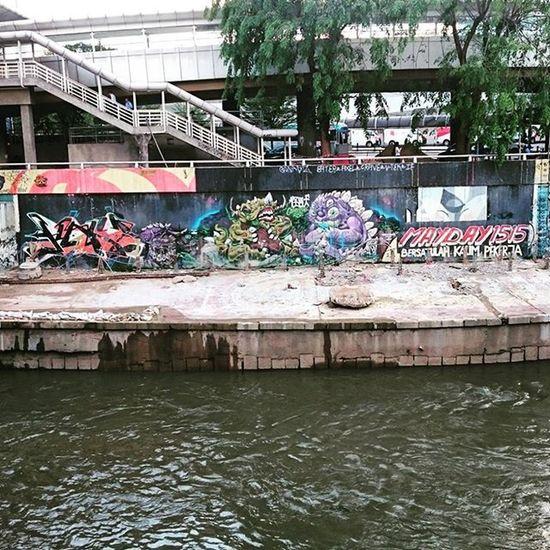 Look who's conquered klang river........ Anjackl2016