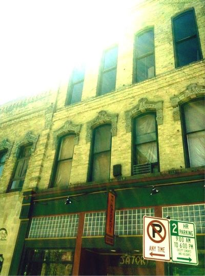 The Architect - 2016 EyeEm Awards Built Structure Old Buildings Downtown OshKosh Light Brick Brick Building Unedited Signs Taking Photos My Favorite Photo Windows Old-fashioned This Week On Eyeem