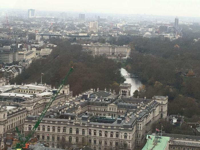 Attractions Buckingham Palace London London Eye Thames Views