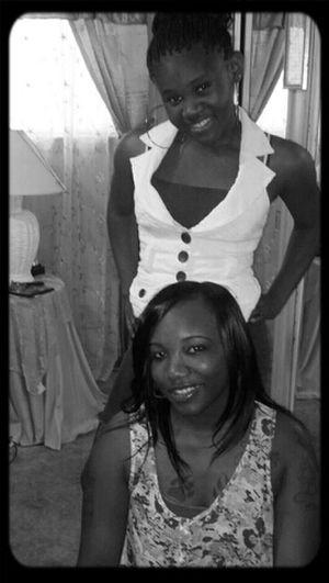 Me &&& My Aunt