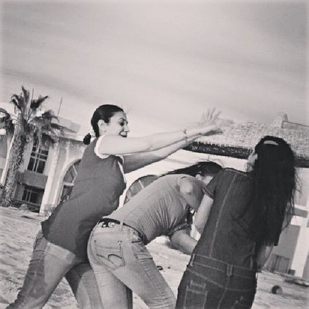Tb this the real meaning of girls fight XD