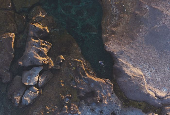 CLOSE-UP OF WATER IN SHALLOW