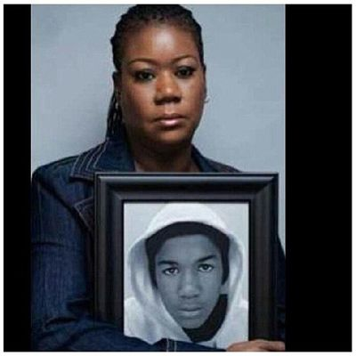 Today is such a sad day. Its already hard being african american but now we can't mind our own damn business Nojustice Restinpeacetrayvon Hoodiesup