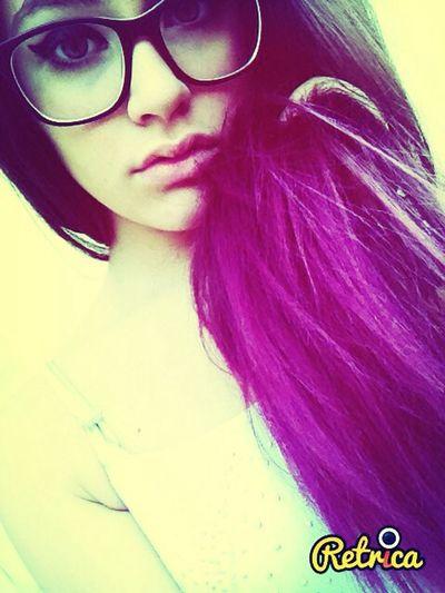 Purplehair ??