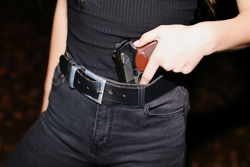 Belt  Gun