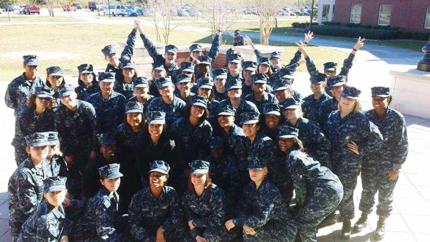 Navy fam❤️