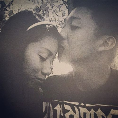 One of the sweetest thing in the world. 😘 FlashBackFriday📷