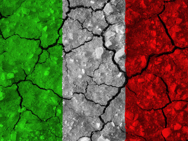 Italian flag Backgrounds Close-up Cracked Day Drought Full Frame Green Color Italy Italy Flag Nation Nature No People Outdoors Pattern Rome Rome Italy State Textured