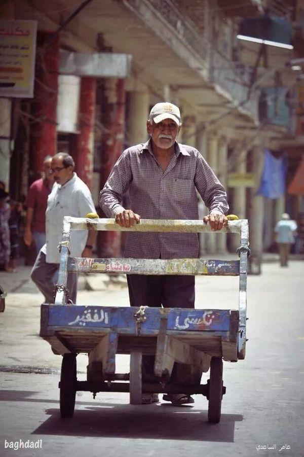 تكسي الفقير. . تجسد المعاناة بغداد ❤ كلام_راق_لي EyeEm Best Shots Taking Photos