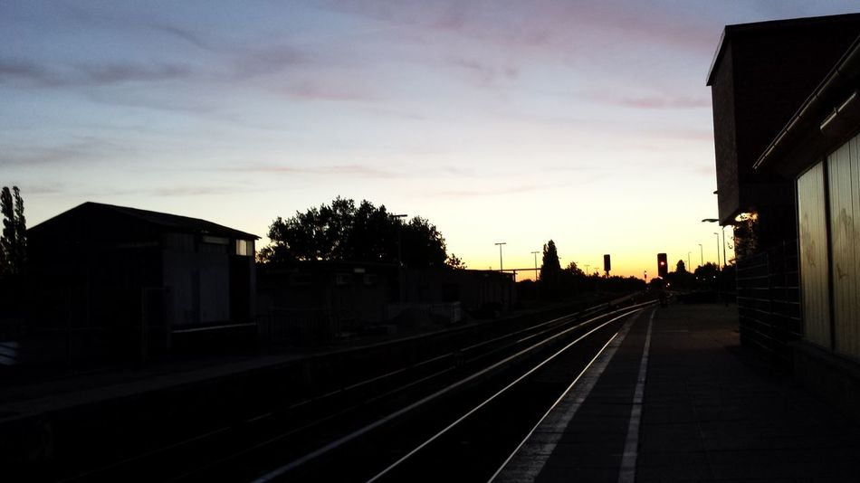 Just Beautiful  Berlin Sunset