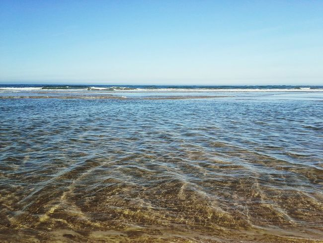 Beach Sea Scenics Nature Tranquility Beauty In Nature Love The Sea Clear Sky
