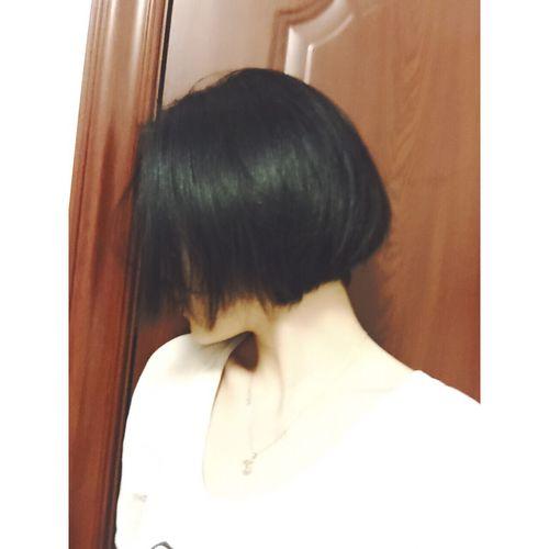 i love this new hair cut✌ I Got Change New Haircut My Hair