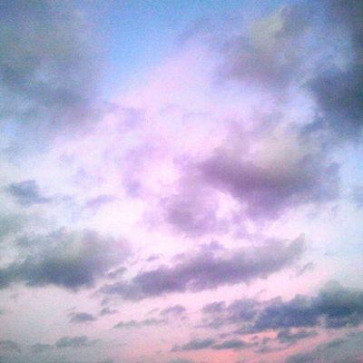 O.o Pink Clouds ?!