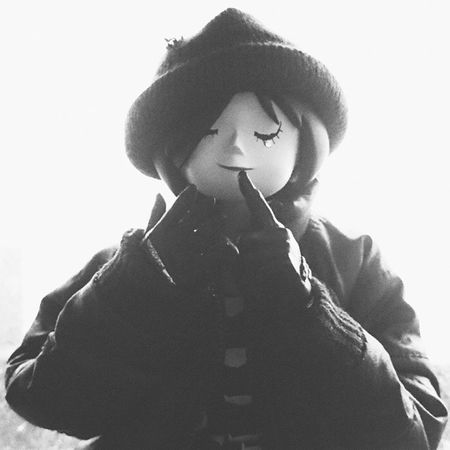 Vscocam Autumn Apple ThreeA Blackandwhite Bw