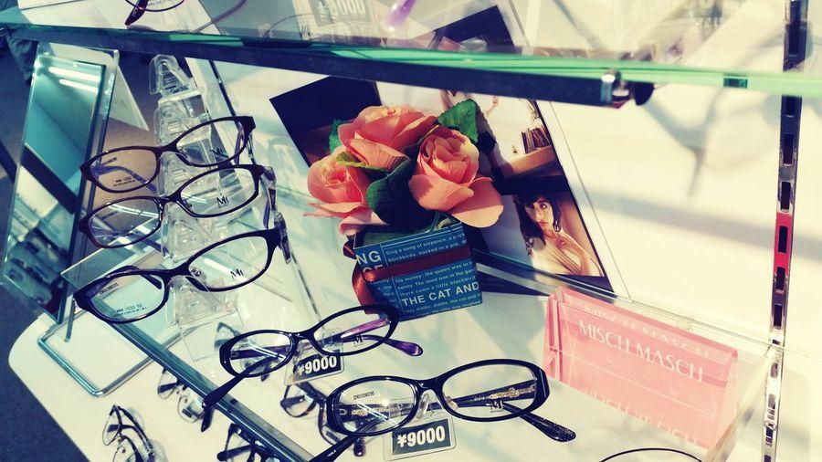 Eyewear Japan Shopping Shop 眼鏡 Fashion Popular Photos
