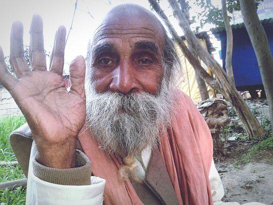 An indian spritual sanatani sant shrii jagannath daas ji The Fashionist - 2015 EyeEm Awards The Human Condition Old Man Spritualism Spritual Journey Sprituality