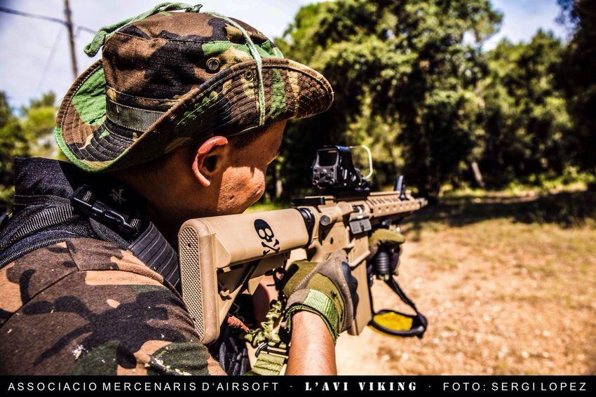 Catalunya Airsoft Sports Photography Guns