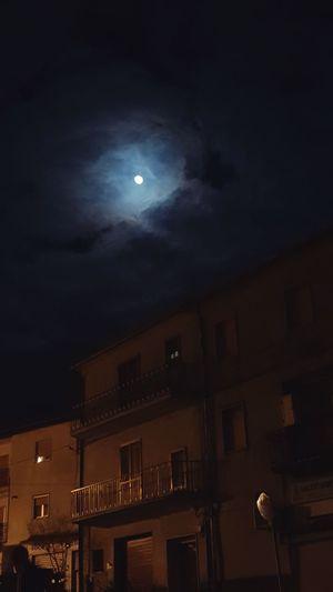 #Luna#Moon#Rogliano Night Sky Outdoors First Eyeem Photo
