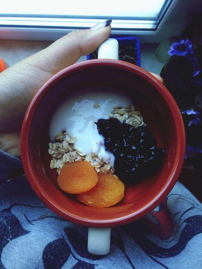 ✌️ ?good morning?✌️ Healthy Food Food Porn Tasty Breakfast