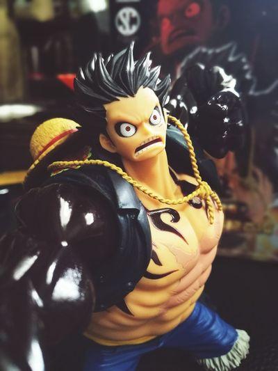 One Piece Gear Fourth Monkey D Luffy Champion2014 Figurephotography
