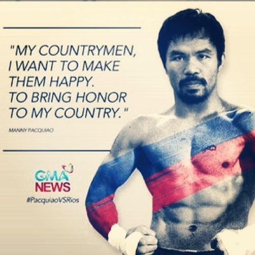 Congrats PACMAN!!! the new WBO welterweight champion of the world! Pacquiaorios Pacman Teampacquiao