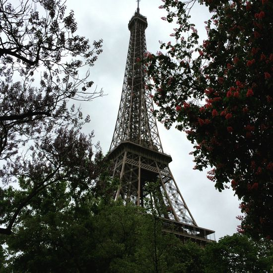 Someone please stop the rain Paris City Rain Clouds Trip Toureiffel Wonderful