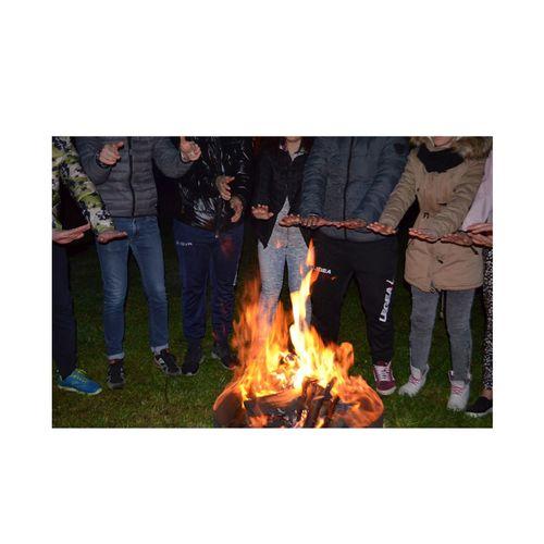 Dai un nome al tuo fuoco. ACR Convivenza Fuoco Fire Friends Night
