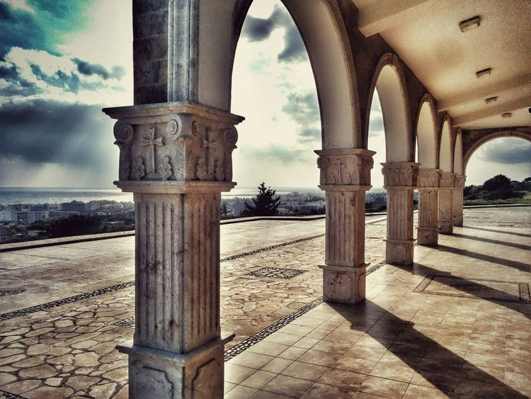 Taking Photos Check This Out Architecture Mobilephotography Cyprusreality Landscape Beautiful Agia Napa
