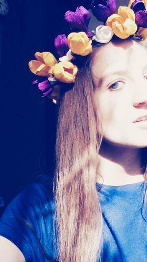 Spring fever 👌 Springtime Girl Coronet Followme Oninstagram