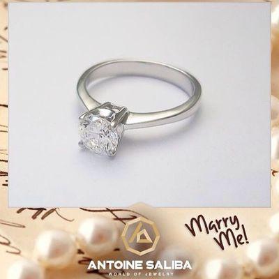#MARRY_ME #Fancy #Diamond #Solitaire 18Kt #Gold #AntoineSaliba #Lebanese #Jewelry #Designer antoinesaliba.com #Biggest #Online #Jewelry #Store Store Gold Fancy Jewelry Diamond Online  Solitaire Designer  Biggest Lebanese Antoinesaliba Marry_me