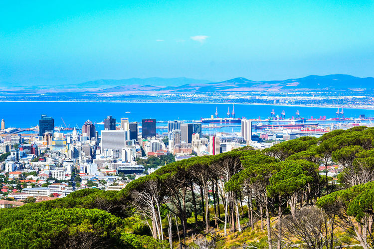 Cape Town from