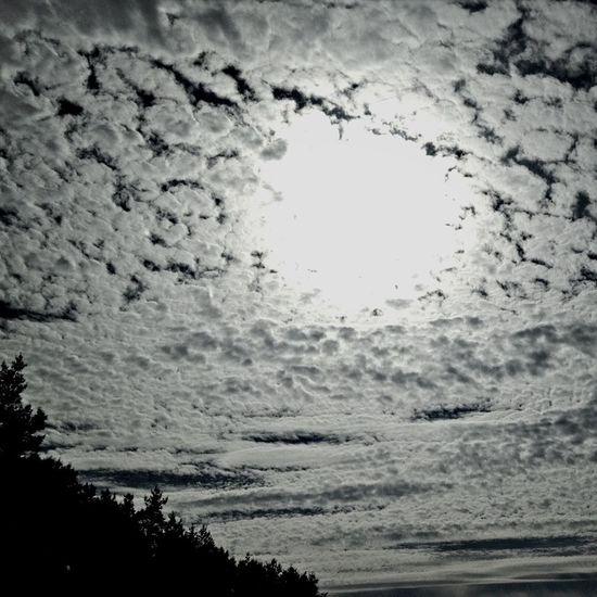 White Hole In The Sky