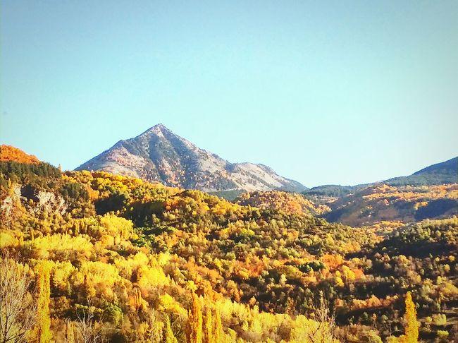 Mountain Landscape Nature No People Clear Sky Outdoors Pico Cerler Valle De Benasque Paisaje