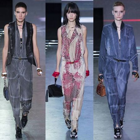 Louis Vuitton 'space jumpsuits' for SS16 Pfw