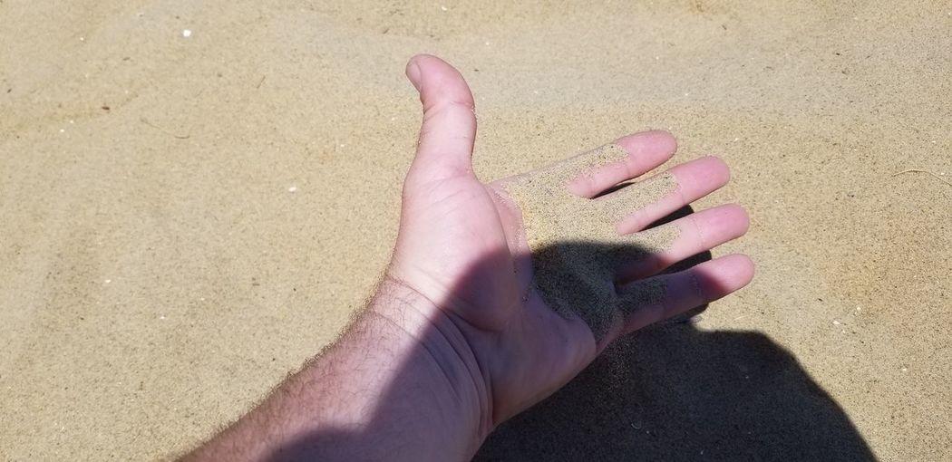 Hands Hands on
