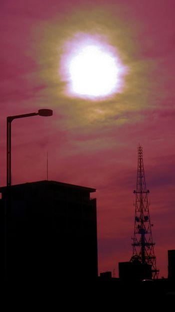 続けて シルエット部 部活と 鉄塔♡Love ダーク部 Silhouette Sunset Silhouettes Silhouettes Silhouettes Of A City EyeEm Best Edits Eyeem Best Shots - Silhouette Eyeem Silhouette
