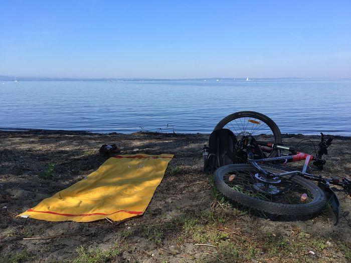 Place Of Heart EyeEmNewHere Lake Lake View Bike Mountain Bike