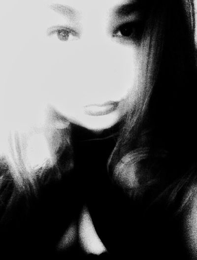 Fading a bit Portrait Of A Woman Poutylips Eyeem AlmaLuna Bnw_selfie Just Me Self Portrait Beautiful Woman Portrait Headshot One Person Looking At Camera Front View Young Adult Real People Human Body Part