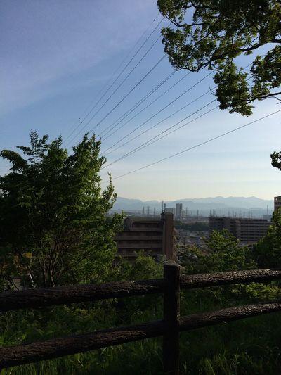 Landscape Mountain Cloud And Sky