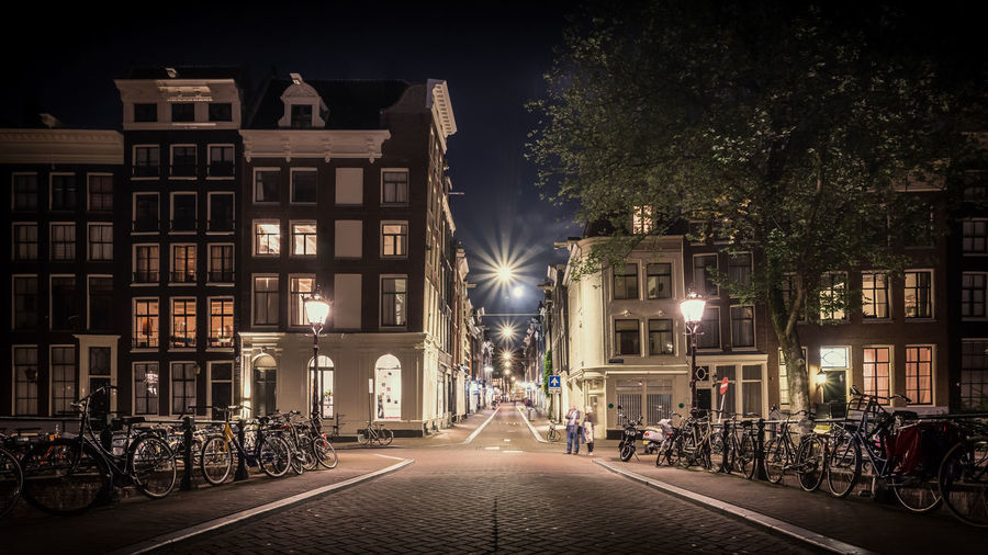 To the centre of the city Amsterdam Architecture Building Building Exterior Capital Cities  City City Life City Street Dutch Europe Façade Holland Long Exposure Nederland Netherlands Night Night Lights Night Photography Nightphotography Outdoors Residential Building Seeing The Sights Cities At Night Street Photography Urban