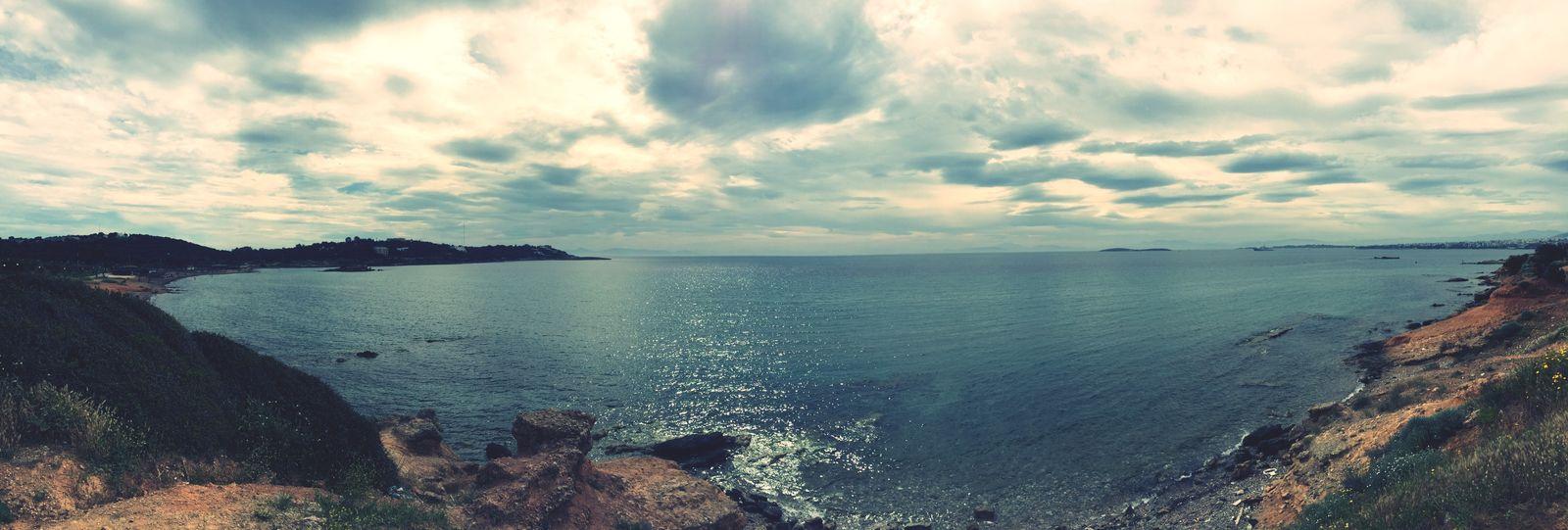 Sea seaside Sea And Sky
