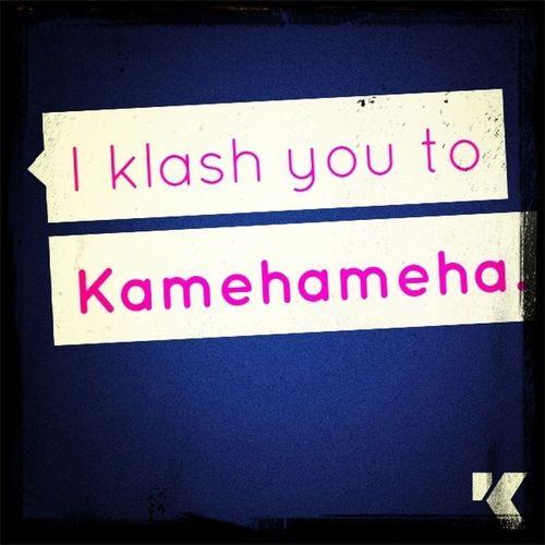 http://kla.sh/kamehameha-spotify-premium Klash