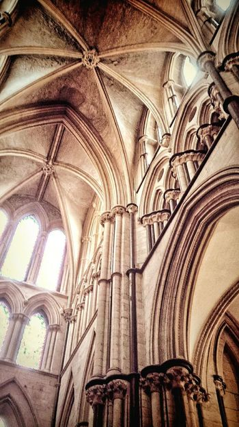 Lincoln Cathedral Ecclesiastic Religious Architecture Architecture Window Stained Glass The Architect - 2016 EyeEm Awards