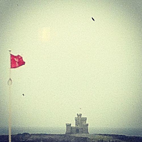 Castle of refuge... IOM