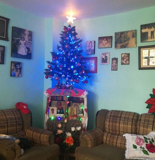 Christmas Christmas Tree Living Room Christmas Decoration Indoors  Tradition Home Interior first eyeem photo