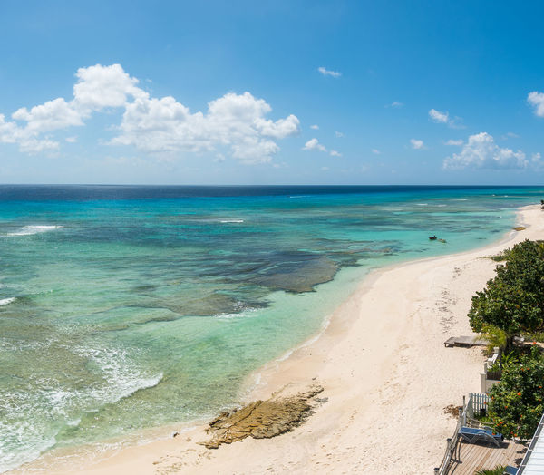 🌴And the view was amazing🌴~ Sea Beach Sand Sky Cloud - Sky Turquoise Colored Island Nature Travel Destinations Tropical Climate Beauty In Nature Water Scenics Sunny Landscape Sun Summer Nature Grandturk Paradise Underwater Diving Godscreation Turksandcaicos Tourism