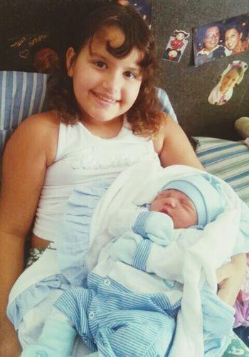 Meus Amores ❤ Meus Bebês Meus Filhos! Lena E Jr. Hello World Hi! Happy :) My Family