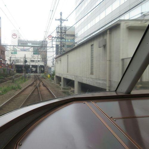 鉄道 乗り物 小田急 ロマンスカー Train Trains