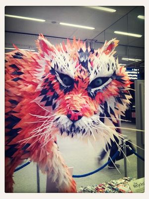 The Recycled Tiger